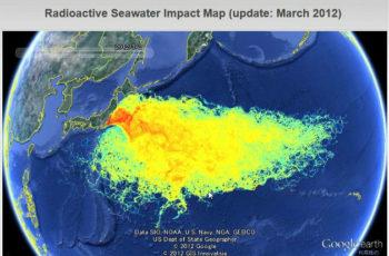 Fukushima Meltdown Still Leaking - Ocean will be gone in 5-10 years