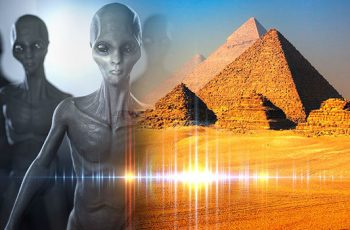 Aliens in Ancient civilization?